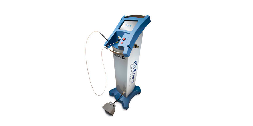 PinPointe FootLaser